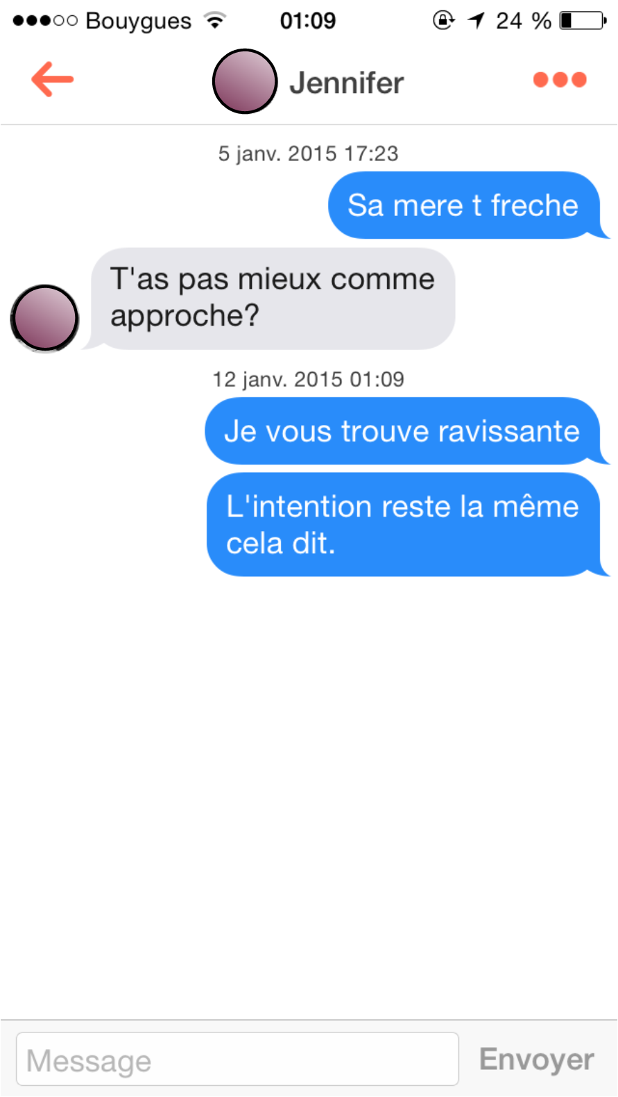 discussion tinder